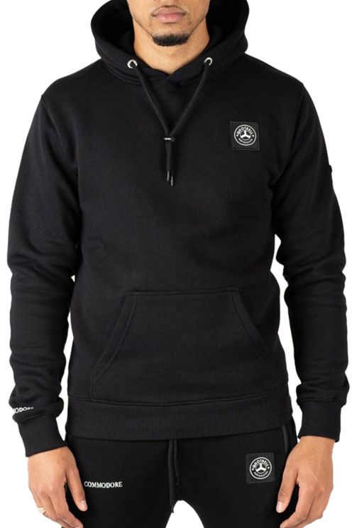 Quotrell Commodore Hoodie Black