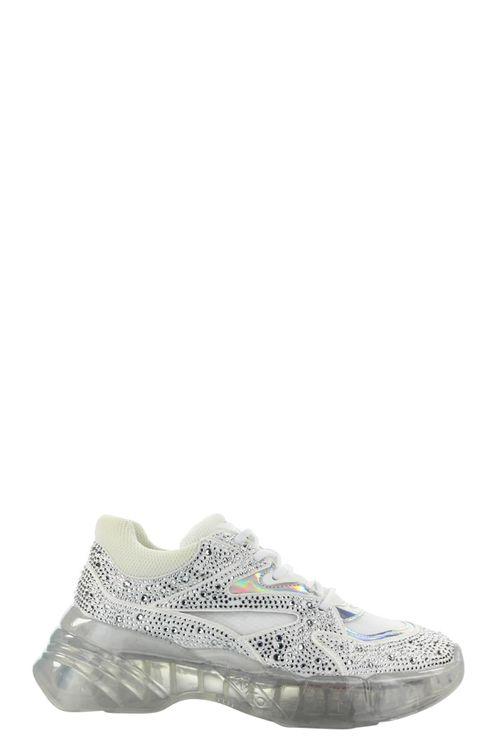 Pinko rubino diamond 1 white sneaker
