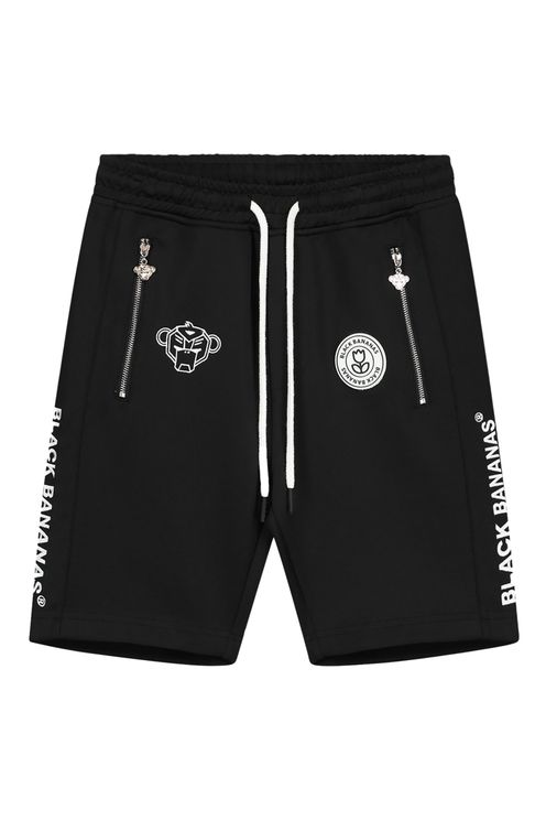Jr Fc Basic Short Black