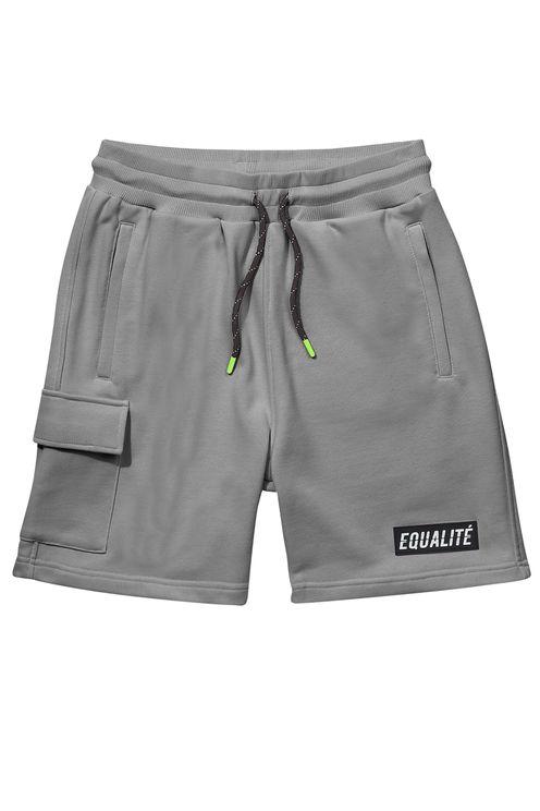Travis shorts Grijs