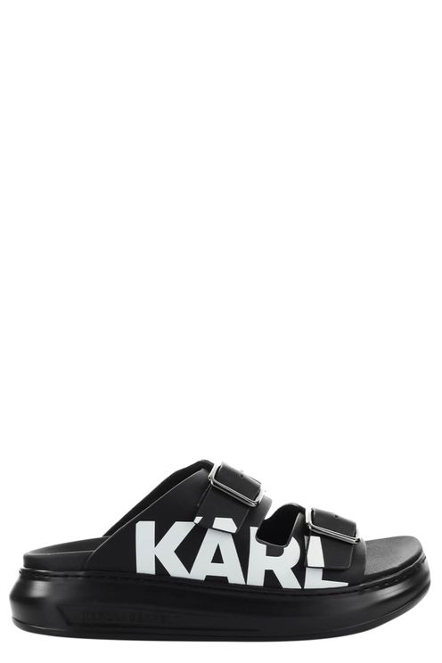 Kapri Black Slide Black