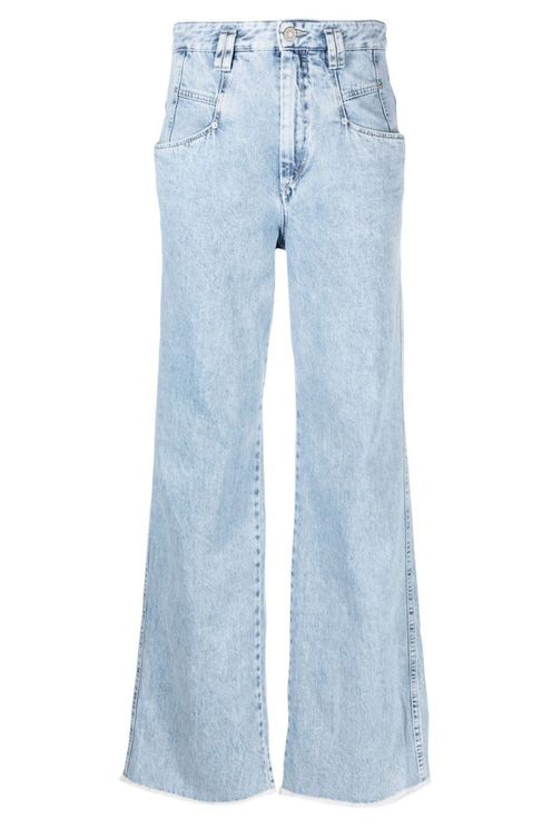 Isabel Marant Jeans Clear Blue