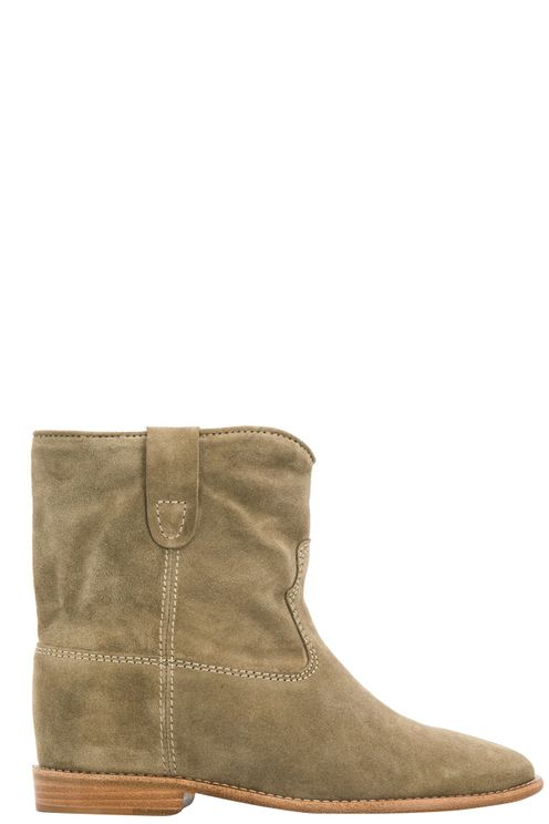 Isabel Marant Boots Dove Grey
