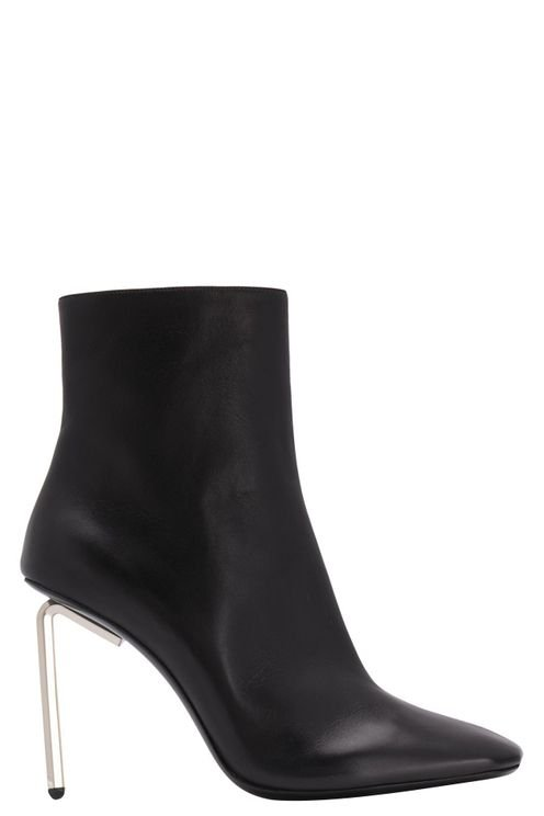 Off White Boots Black