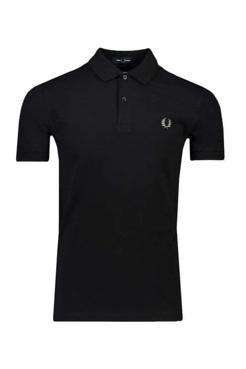 Fred Perry Polo Zwart