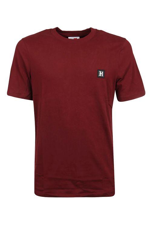 T-shirt Lewis Hamilton Red