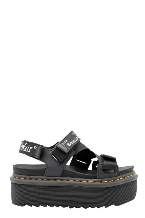 DR MARTENS Sandals Black