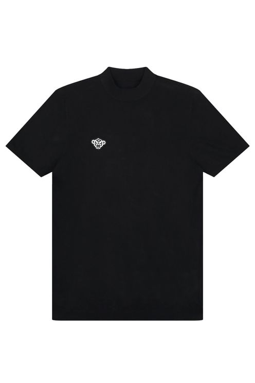 New York Knit Tee Black