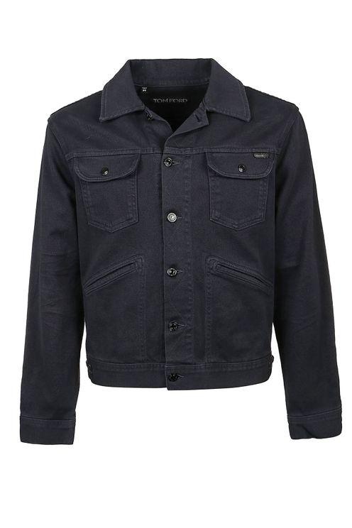 Jeans Jacket Grey
