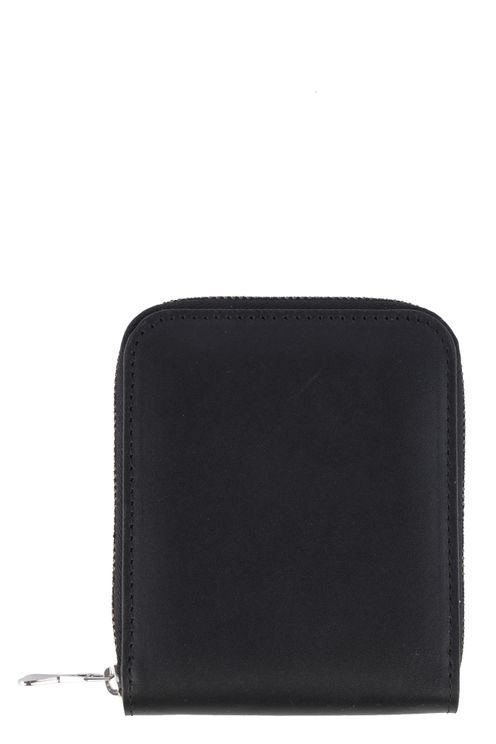 Small Zipped Wallet Ami
