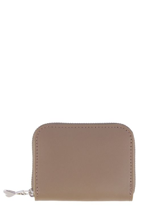 Zipped Card Wallet Ami