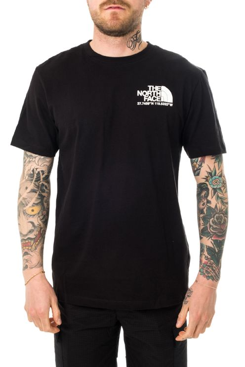 T-shirt Uomo The North Face M Coordinates Tee Nf0a52y8jk3