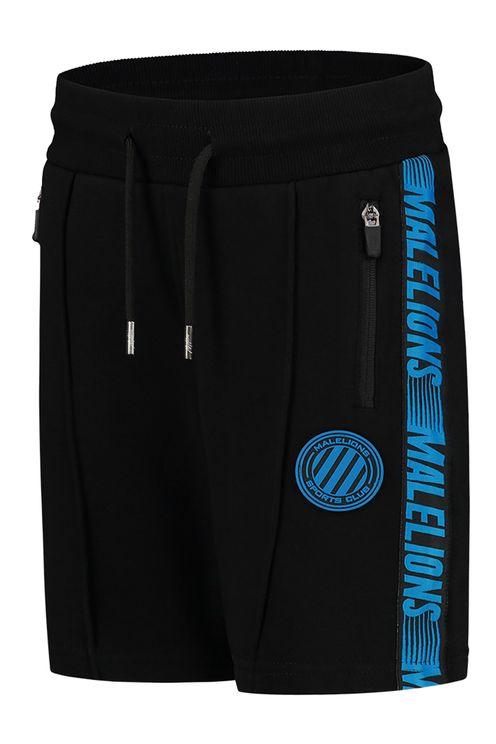 Junior Homekit Short - Black/Blue
