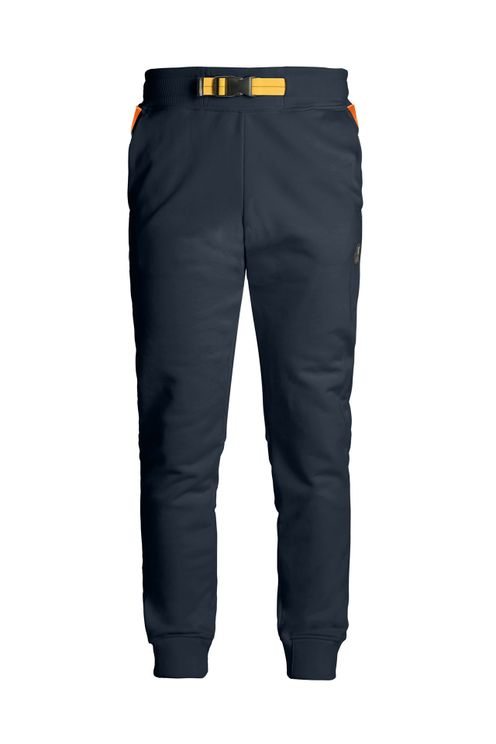 COLLINS Fleece Broek Men Donkerblauw