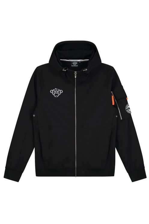 Black Bananas Seatle Softshell Jacket Black