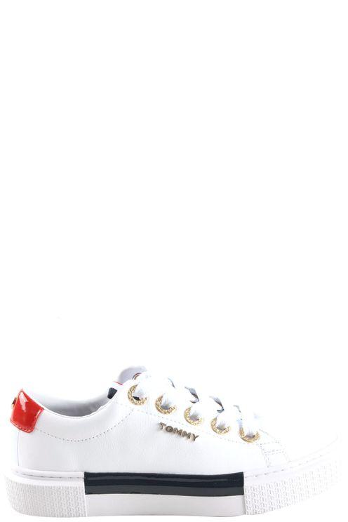 Sneakers Tommy Sneaker Fwfwybs Wit