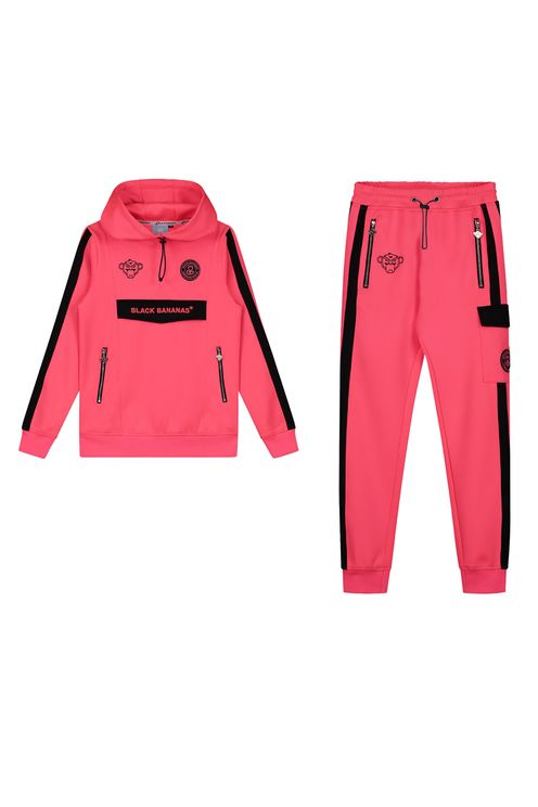 Jr Anorak Match Tracksuit