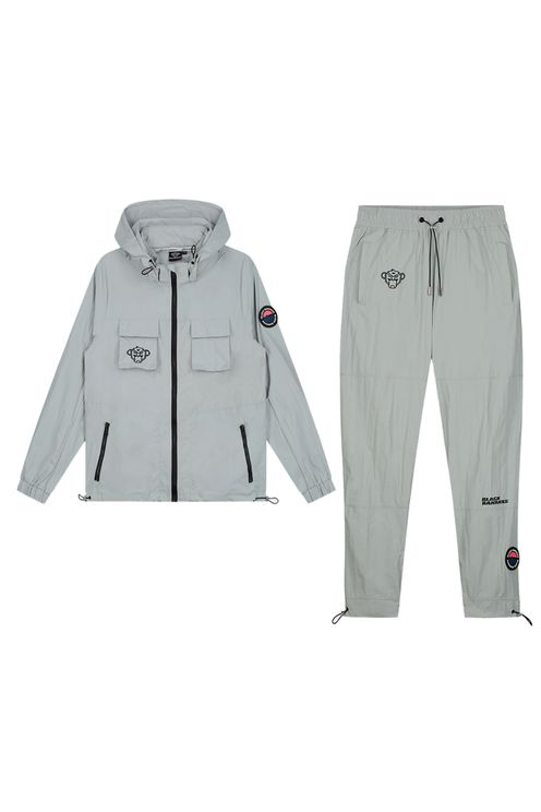 Space Tracksuit Grey