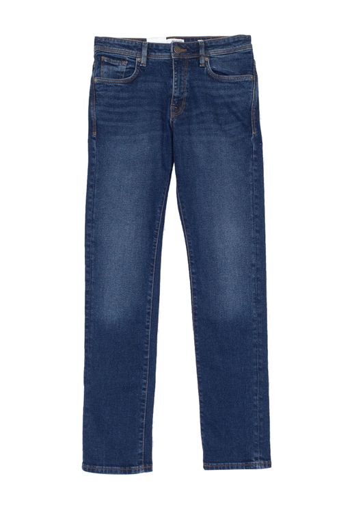Straight Scott Blue Denim