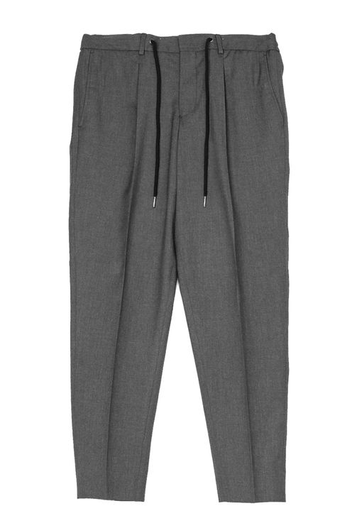 Jax Crop Pant Grey