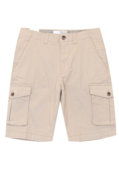 Aiden Cargo Short Beige