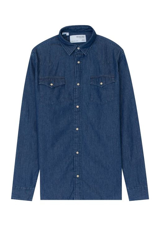 Jamie Denim Shirt