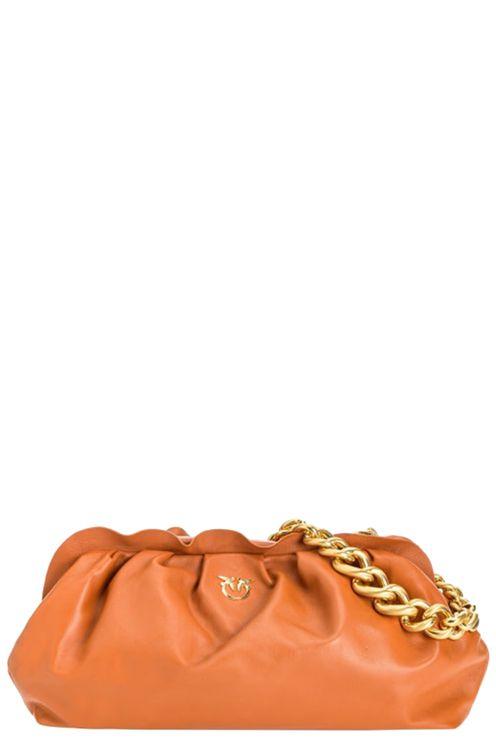 Pinko Bags.. Leather Brown