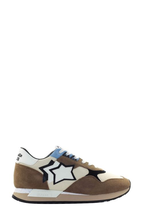 Draco Beige Brown Sneaker Brown