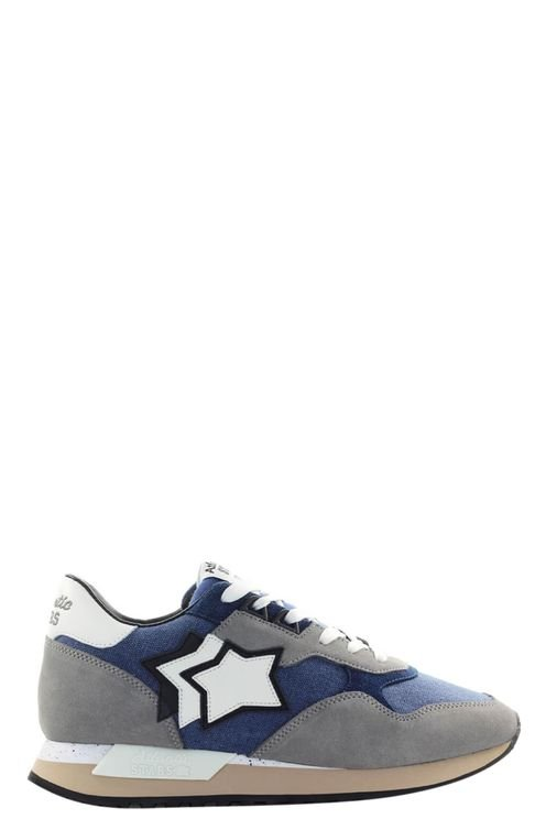 Draco Grey Blue Sneaker Gray