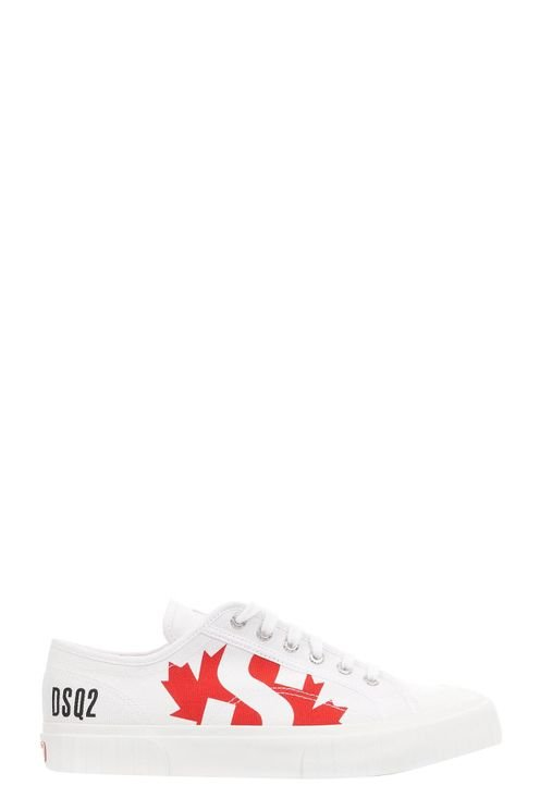 Low Top Sneaker Superga White