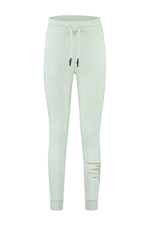 Women Captain Trackpants-Green/Sage