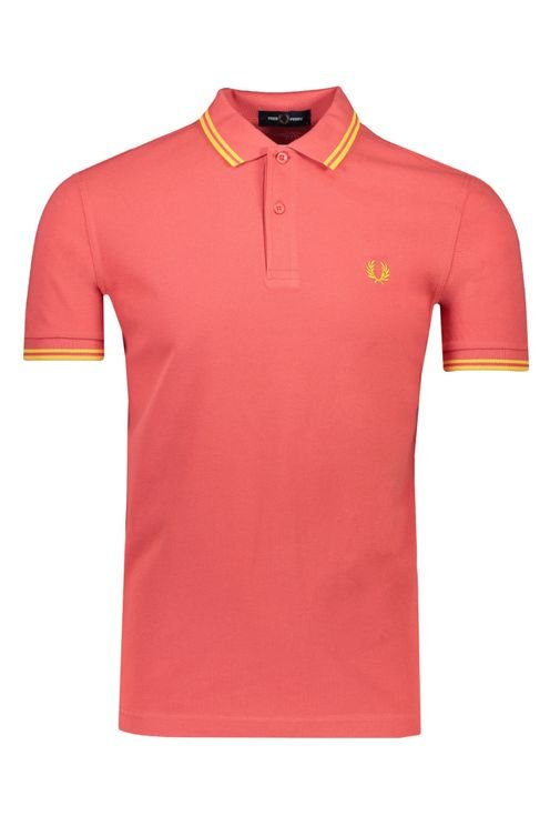 Fred Perry Polo Rood