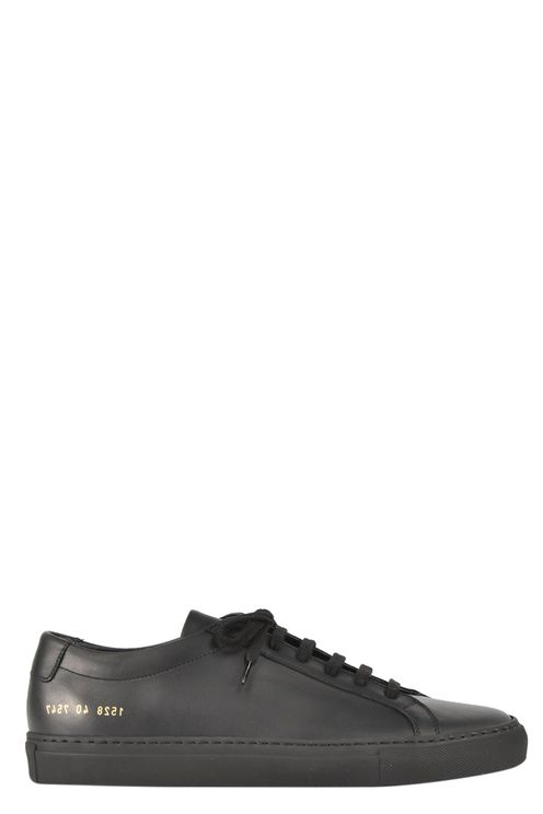 Black Achilles Sneakers