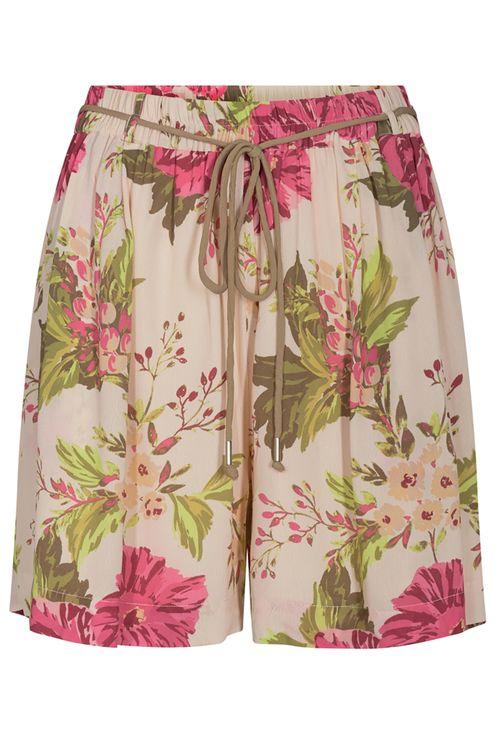 Aude rose shorts, ecru