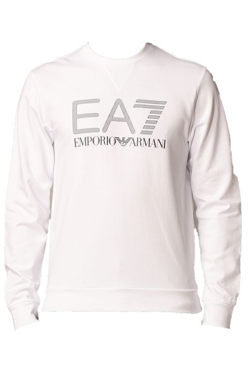 EA7 Sweater White