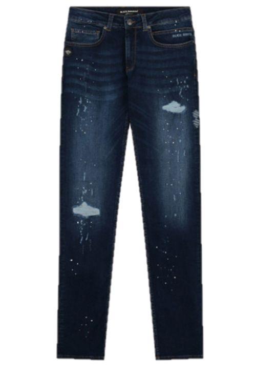 Don Bandana Jeans Blue