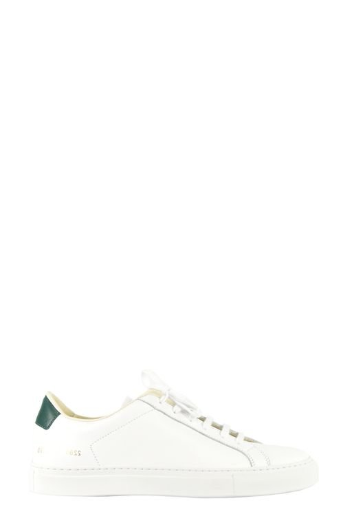White Achilles Sneakers