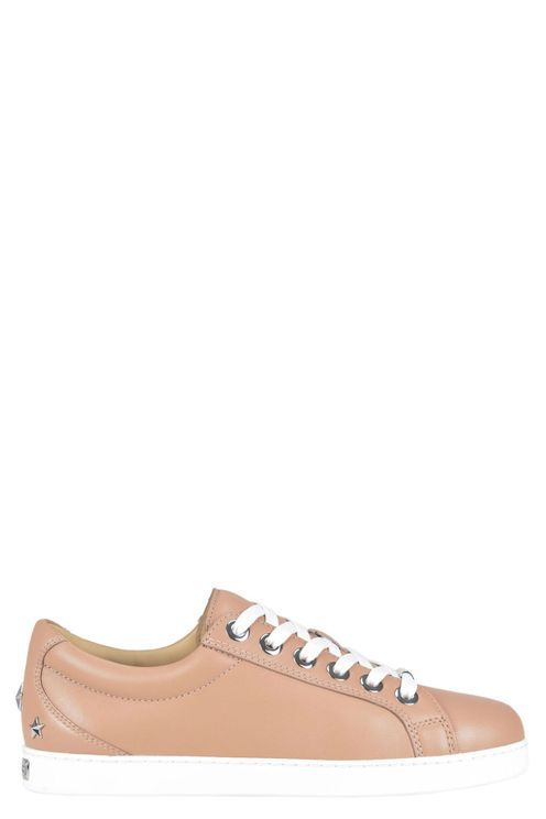 Cash/f Leather Sneakers