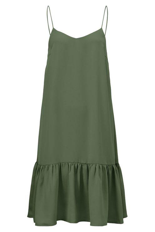Janie dress, sea green