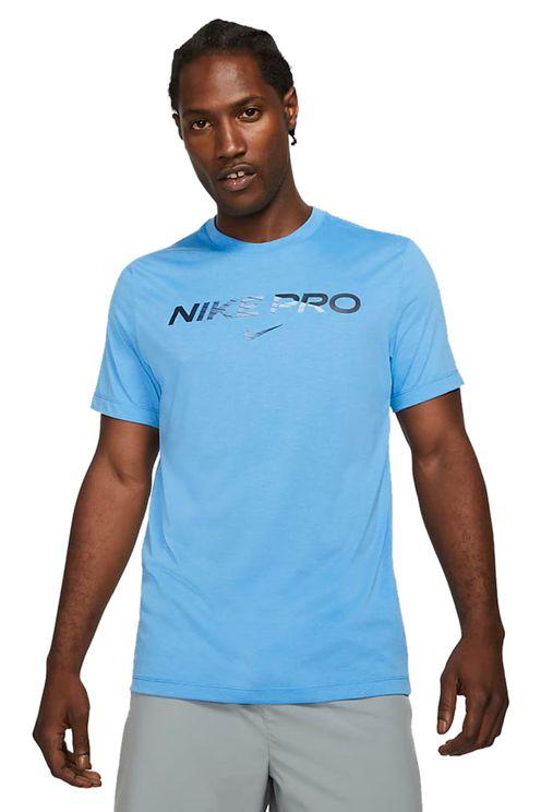Pro Men Trainingsshirt Blauw