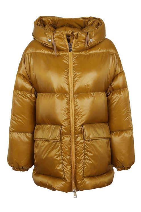 Over Nylon Ultralight Long Jacket