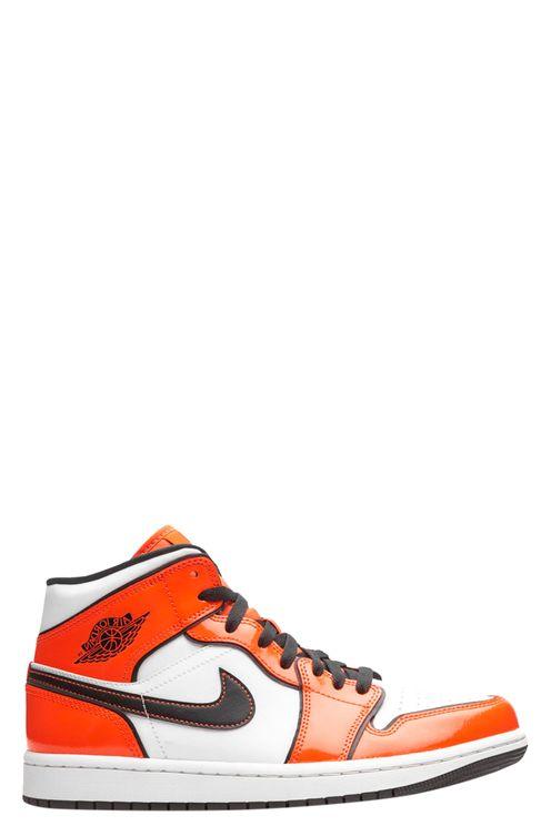 Jordan Mid Turf Orange