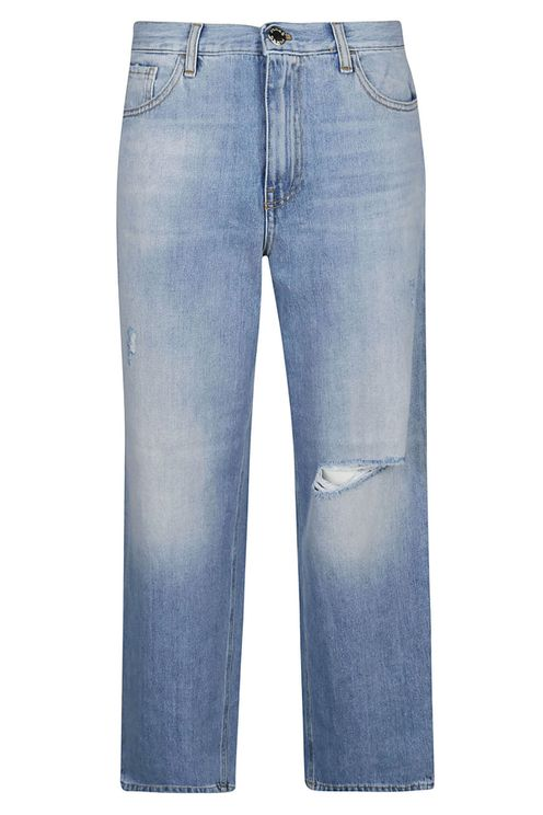 Maddie 18 Jeans Blue