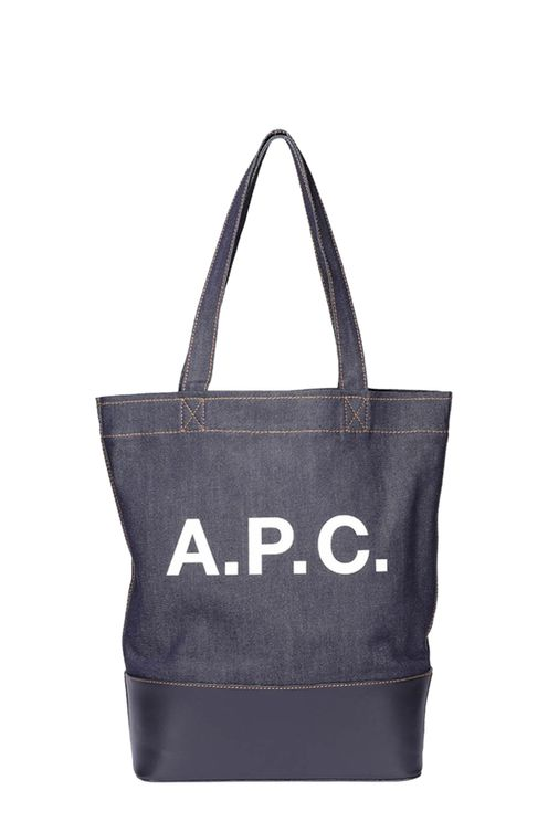 Tote Axel Blue