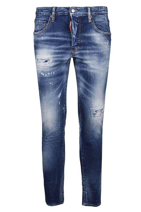 D2 Skater Jeans Blue