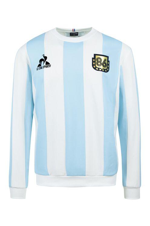 Felpa Unisex Le Coq Sportf Argentine Crew Sweat 2110968