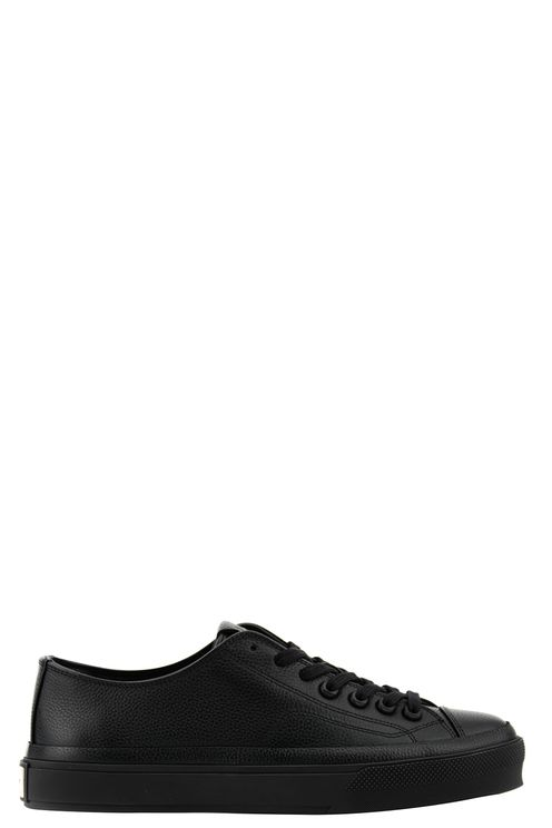 City Sneaker Black