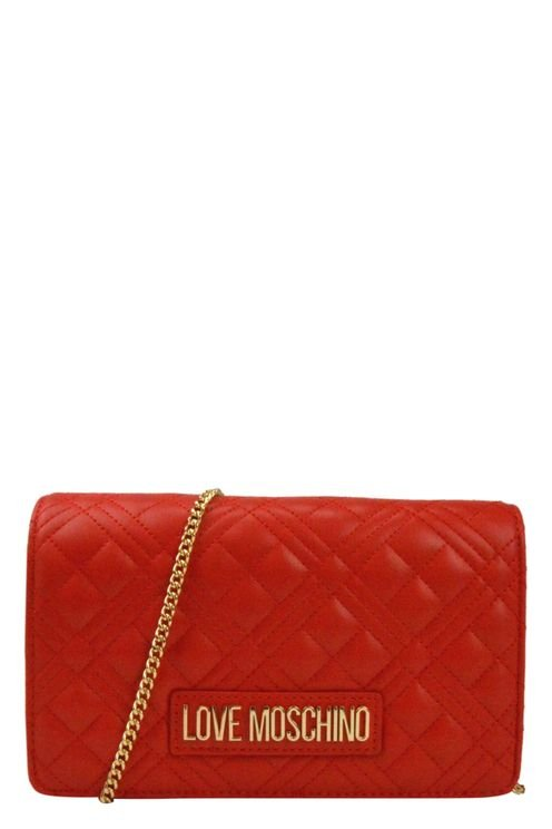 Bag Quilted Red