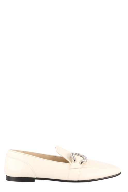 White Jewel Mocassin