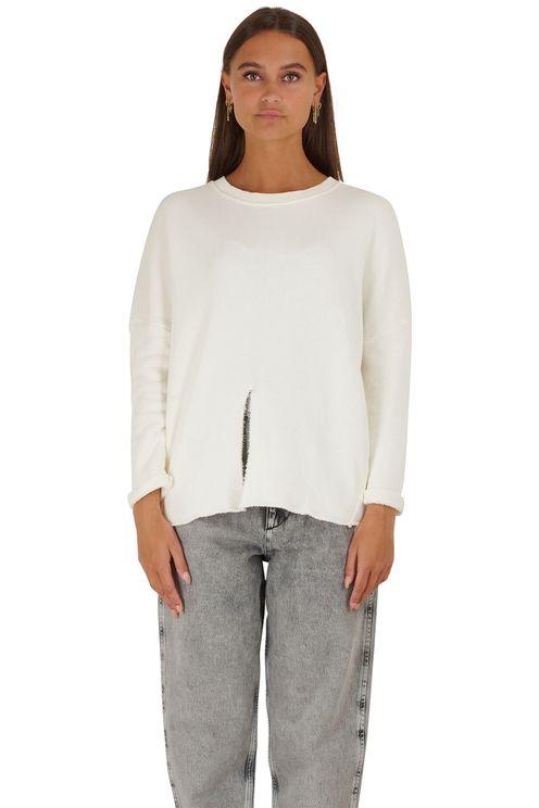 Katoenen sweater